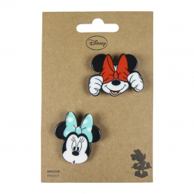 Minnie Mouse Brooches Cerda