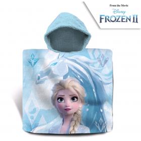 Frozen bathing poncho, 60x120 cm