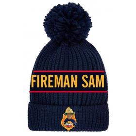 Fireman Sam boy's winter hat