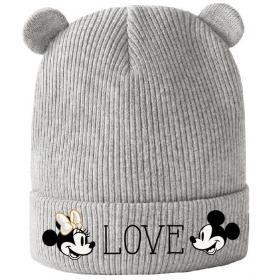Minnie Mouse girl's winter hat