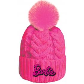 Barbie girl's winter hat