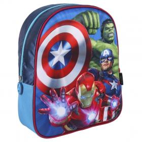 Avengers 3D backpack for kindergarten Cerda