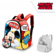 25 cm neoprene backpack with Mickey Mouse wallet