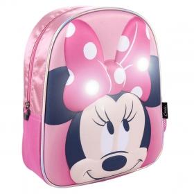 Minnie Mouse 3D kindergarten backpack