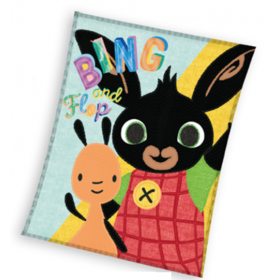 Bing Fleece blanket 110x140cm