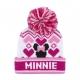 Hat jacquard Minnie Mouse