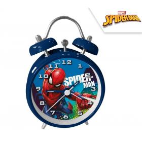 Alarm clock with alarm 13x9x4 cm Spiderman