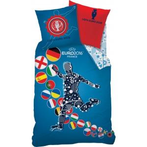 UEFA EURO 2016 bedset 160x200 cm